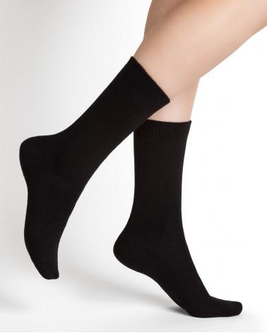 Socken Kaschmir Mischung