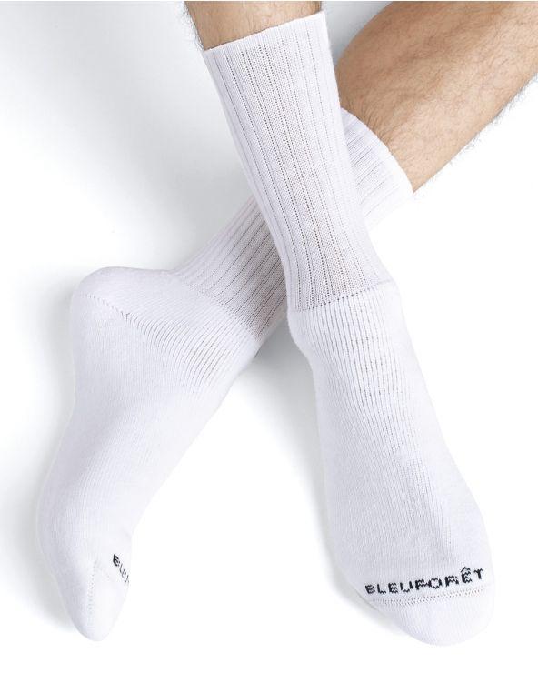 Chaussettes de sport non comprimantes