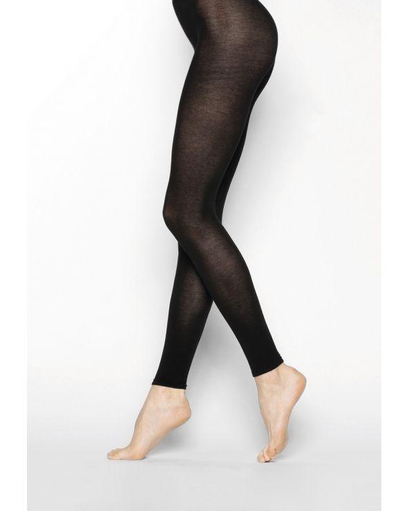 Baumwoll-Leggings