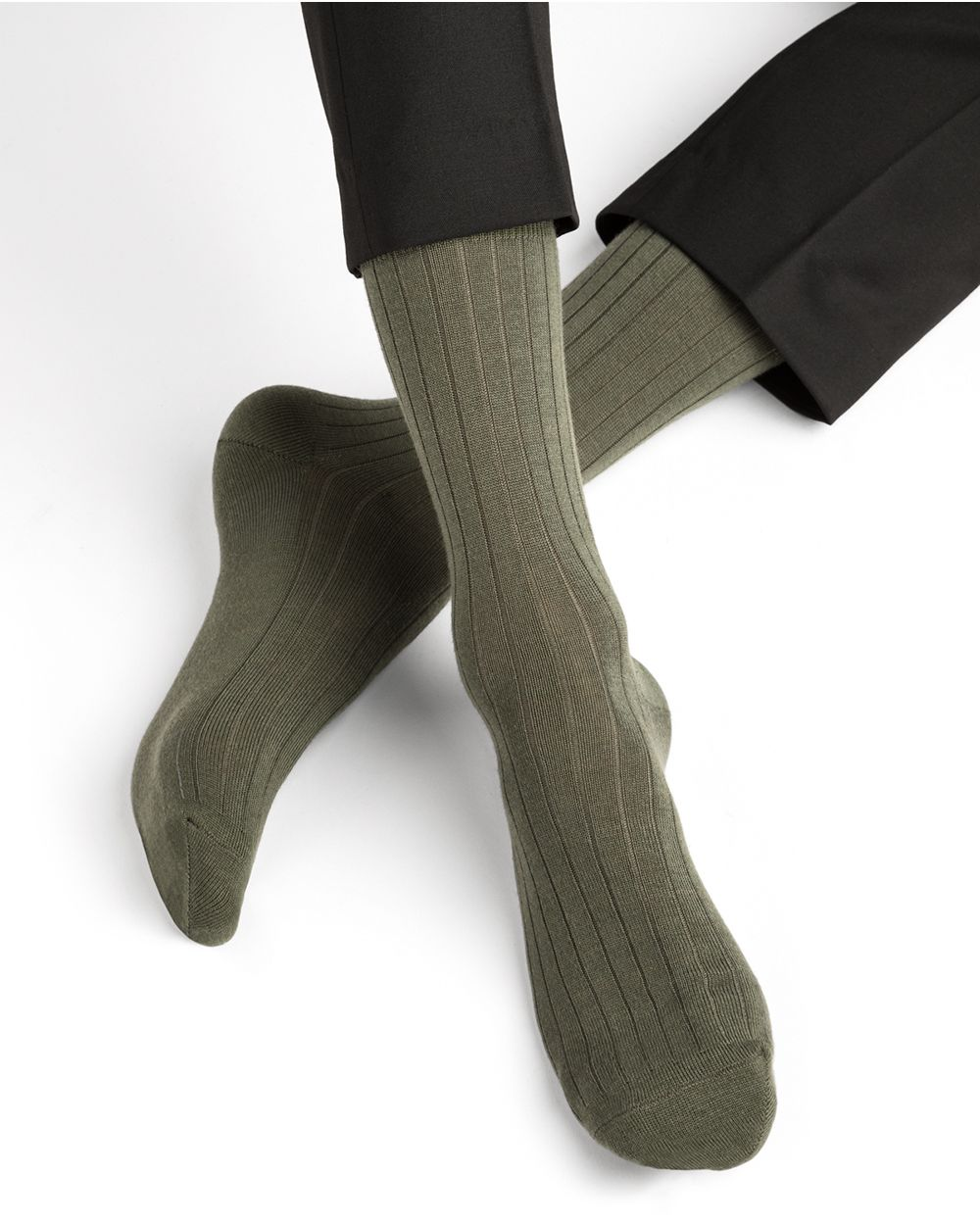 Chaussettes Laine Intérieur Coton